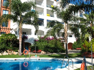Galera Playa in Almunecar, strandnahes Appartement